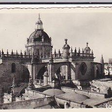 Postales: POSTAL JEREZ DE LA FRONTERA LA COLEGIALA . Lote 195113500
