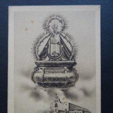 Postales: VIRGEN DE LA CABEZA, PATRONA DE ANDUJAR, ANTIGUA POSTAL SIN CIRCULAR. Lote 195129605