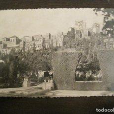 Postales: MALAGA-ALCAZABA-HAE-35-POSTAL ANTIGUA-(68.089). Lote 195138125