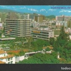 Postales: POSTAL SIN CIRCULAR - TORREMOLINOS 72 - MALAGA - VISTA PARCIAL - EDITA ARRIBAS. Lote 195180651