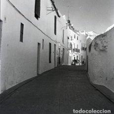 Postales: NEGATIVO ESPAÑA CÁDIZ VEJER DE LA FRONTERA 1970 KODAK 55MM NEGATIVE GRAN FORMATO SPAIN FOTO PHOTO. Lote 195180948