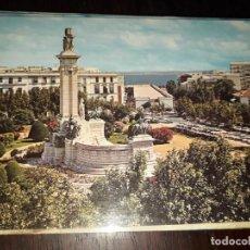 Postales: Nº 36177 POSTAL CADIZ PLAZA DE ESPAÑA. Lote 195255376