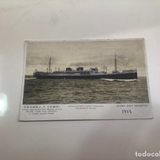 Postales: YBARRA Y COMO.. Lote 195265145