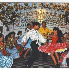 Postales: BAILAORES DEL SACROMONTE.- CUEVA DE LA ROCIO.. Lote 195291872
