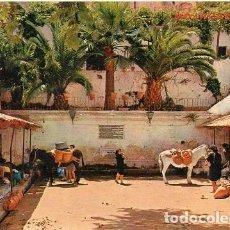 Postales: MOJÁCAR - 43 LA FUENTE ÁRABE. Lote 195300991