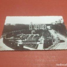 Postales: POSTALES....ANTIGUA POSTAL DE MALAGA..JARDINES DEL AYUNTAMIENTO.... Lote 195307416