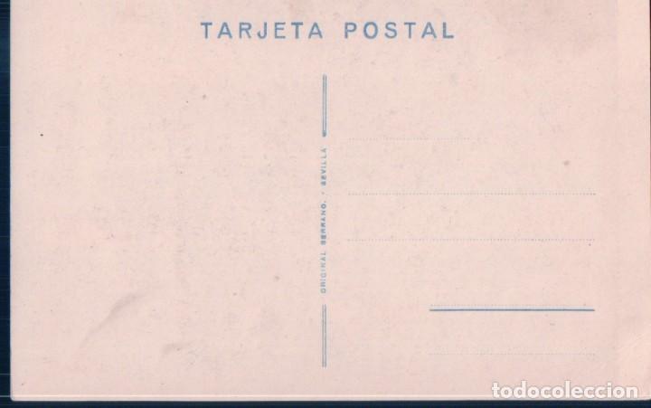 Postales: POSTAL SEVILLA - FIESTAS PRIMAVERALES - FOURNIER - Foto 2 - 195318210