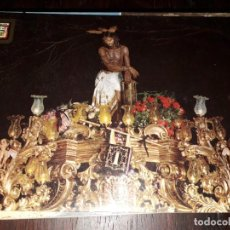 Postales: Nº 36349 POSTAL MALAGA SEMANA SANTA NUESTRO PADRE DE LA COLUMNA COFRADIA DE LOS GITANOS. Lote 195321346
