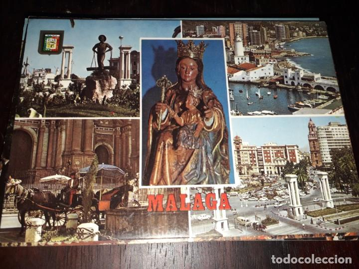Nº 36350 POSTAL MALAGA (Postales - España - Andalucia Moderna (desde 1.940))