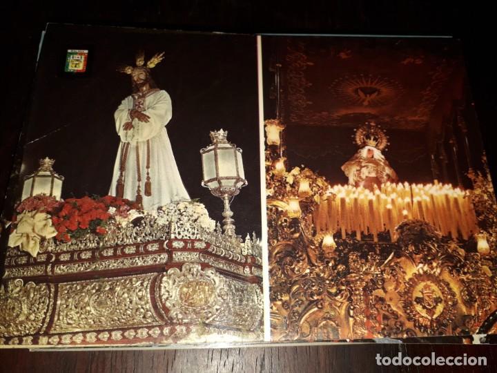 Nº 36351 POSTAL MALAGA SEMANA SANTA NUESTRO PADRE JESUS CAUTIVO (Postales - España - Andalucia Moderna (desde 1.940))