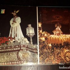 Postales: Nº 36351 POSTAL MALAGA SEMANA SANTA NUESTRO PADRE JESUS CAUTIVO. Lote 195321593