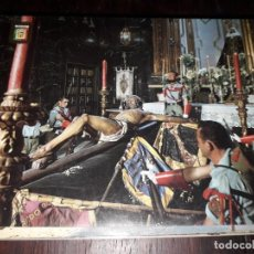 Postales: Nº 36353 POSTAL MALAGA SEMANA SANTA SANTISIMO CRISTO DE LA BUENA MUERTE GUARDIA DE LA LEGION. Lote 195321922