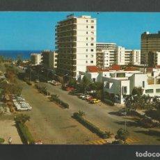 Postales: POSTAL CIRCULADA - URBANIZACION ROQUETAS DE MAR ALMERIA SERIE 92 Nº137 EDITA ORTAMA. Lote 195333115