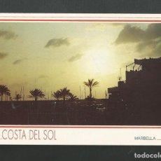 Postales: POSTAL CIRCULADA - MARBELLA - COSTA DEL SOL - MALAGA - EDITA MURIEL-LUIS. Lote 195333626