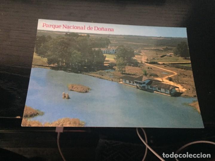 POSTAL DE - HUELVA - PARQUE DE DOÑANA - BONITAS VISTAS - LA DE LA FOTO VER TODAS MIS POSTALES (Postales - España - Andalucia Moderna (desde 1.940))