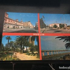 Postales: POSTAL DE - HUELVA - - BONITAS VISTAS - LA DE LA FOTO VER TODAS MIS POSTALES. Lote 195377502