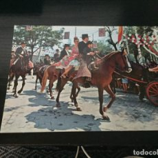 Postales: POSTAL DE - SEVILLA - FERIA DE ABRIL- BONITAS VISTAS - LA DE LA FOTO VER TODAS MIS POSTALES. Lote 195386193