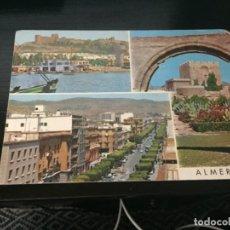 Postales: POSTAL DE - ALMERIA - - BONITAS VISTAS - LA DE LA FOTO VER TODAS MIS POSTALES. Lote 195386462