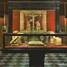Postales: [POSTAL] CAPILLA REAL. MUSEO DE LOS REYES CATÓLICOS. GRANADA (SIN CIRCULAR). Lote 195405952