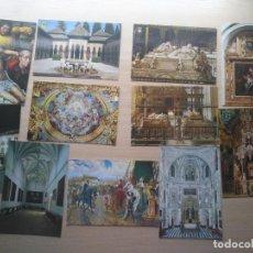 Postales: LOTE 11 POSTALES GRANADA - ALHAMBRA - CARTUJA PLAZA REYES CATOLICOS SIN CIRCULAR SIN ESCRIBIR. Lote 195413272