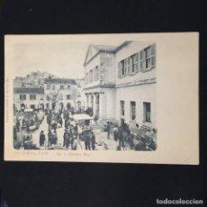 Postales: POSTAL GIBRALTAR N 1 CATALAN BAY NO INSCRITA NO CIRCULADA CUMBO MONTEGRIFFO. Lote 195414296