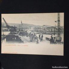 Postales: POSTAL ALGECIRAS N 1 LA MARINA CUMBO MONTEGRIFFO NO INSCRITA NO CIRCULADA. Lote 195420567