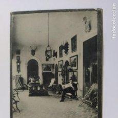 Postales: CADIZ-JEREZ-GALERIA DE ENTRADA A LA CASA DE JOAQUIN Mª RIVERO-HAUSER Y MENET-POSTAL ANTIGUA-(68.241). Lote 195431341