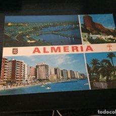 Postales: POSTAL DE ALMERIA - - BONITAS VISTAS - LA DE LA FOTO VER TODAS MIS POSTALES. Lote 195463542