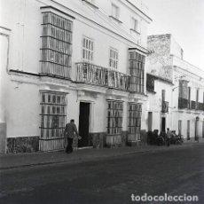 Postales: NEGATIVO ESPAÑA CÁDIZ MEDINA SIDONIA 1970 KODAK 55MM NEGATIVE GRAN FORMATO SPAIN FOTO PHOTO. Lote 195470977