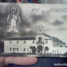 Postales: OLVERA NTRA SRA REMEDIOS SANTUARIO ED CUBILES 14 X 9 CMS S/C S/Nº *. Lote 195480856