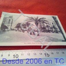 Postales: TUBAL PLAZA DE SAN JUAN DE DIOS 56 ROISIN CADIZ POSTAL B34. Lote 195503246