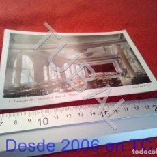 Postales: TUBAL LANJARON BALNEARIO SALA DE FIESTAS 1 TITO MOLINA GRANADA POSTAL B34. Lote 195503915