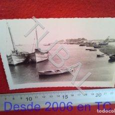 Postales: TUBAL HUELVA RIA DE PUNTA UMBRIA 30 ARRIBAS POSTAL B34. Lote 195506648