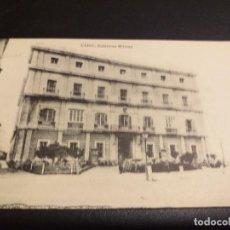 Postales: POSTAL DE CADIZ. HAUSER Y MENET. MADRID.SIN CIRCULAR GOBIERNO MILITAR.. Lote 195515367