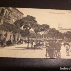 Postales: POSTAL DE CADIZ. HAUSER Y MENET. MADRID.SIN CIRCULAR PLAZA DE TOPETE.. Lote 195515576