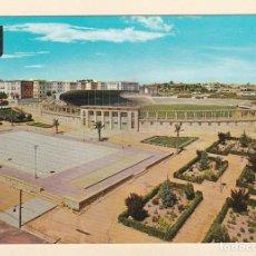 Postales: POSTAL ESTADIO MUNICIPAL. HUELVA (1961). Lote 195516178