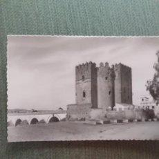 Postales: POSTAL CORDOBA TORRE DE CALAHORRA. Lote 195550868