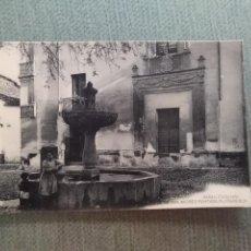 Postales: POSTAL CORDOBA PLAZA DE SAN ANDRES PORTADA PLATERESCA. Lote 195550962