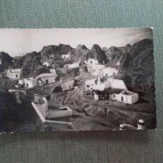 Postales: POSTAL GUADIX GRANADA VISTA DE CUEVAS. Lote 195551003