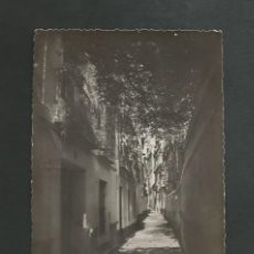 Postales: POSTAL CIRCULADA - SEVILLA 24 - CALLE DE LA PIMIENTA - EDITA HELIOTIPIA ARTISTICA . Lote 195553285