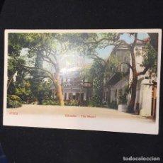 Postales: POSTAL GIBRALTAR 47362 GIBRALTAR THE MOUNT NO ED NO FOT NO INSCRITA NO CIRCULADA. Lote 195783315