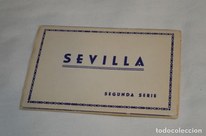 Postales: Bloc de SEVILLA / 10 Postales - Heliotipia Artística Española - ¡Mira fotos y detalles! - Foto 6 - 196305162
