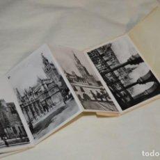 Postales: BLOC DE SEVILLA / 10 POSTALES - HELIOTIPIA ARTÍSTICA ESPAÑOLA - ¡MIRA FOTOS Y DETALLES!. Lote 196305162