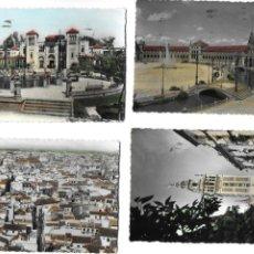 Postales: P-10165. LOTE DE 5 POSTALES SEVILLA. ED. ARRIBAS. MEDIADOS S.XX.. Lote 196871522