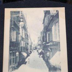 Postales: POSTAL CADIZ CALLE ANCHA 861 HAUSER Y MENET MADRID S XX. Lote 197440746