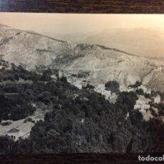 Postales: LANJARÓN - BALNEARIO Y VISTA PARCIAL - Nº 1023 ED. ARRIBAS. Lote 197741982