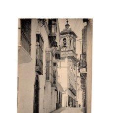 Postales: ALGECIRAS.(CÁDIZ).- UNA CALLE TÍPICA.. Lote 197900788