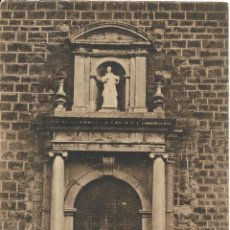 Postales: == PV1462 - POSTAL - GRANADA - PORTADA DEL MONASTERIO DE LA CARTUJA. Lote 198841456