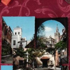 Postales: SEVILLA .- 5 POSTALES EDICION / DISTRIBUCION PAN-AMERICAN / CIRCULADAS. Lote 198914812
