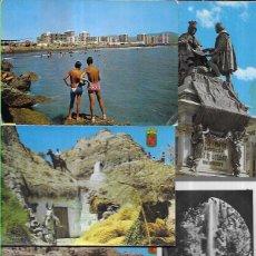 Postales: 90 POSTALES * GRANADA Y PROVINCIA * ( LOTE 353). Lote 199215473